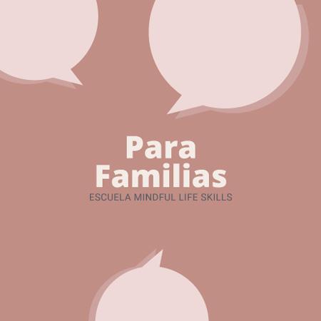 escuela mindful familias
